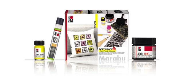 Marabu Textil Print Colouring