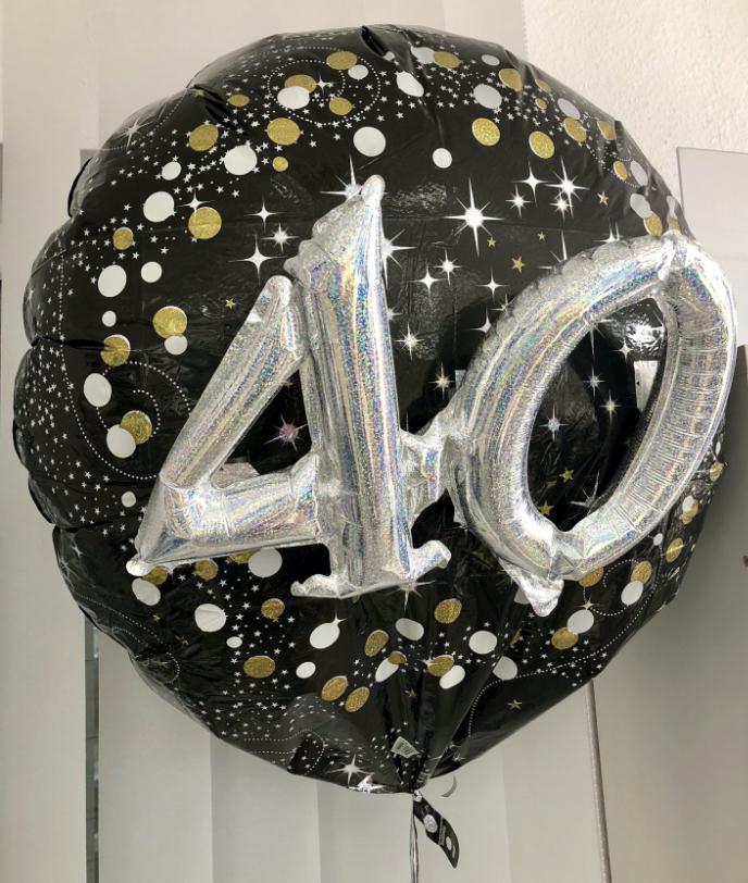 Heliumballon 40